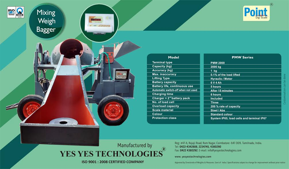 Home | Weighing Machine and Weigh Bridge Manufacturers